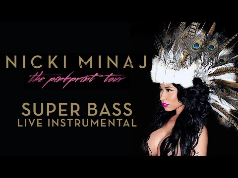 Nicki Minaj - Super Bass (The Pinkprint Tour Instrumental)