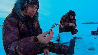 Ханты-Мансийск, зимняя рыбалка д. Ярки