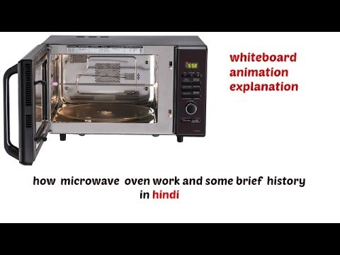 Hindi How Microwave Ovens Work And Some Brief History About Its Invention