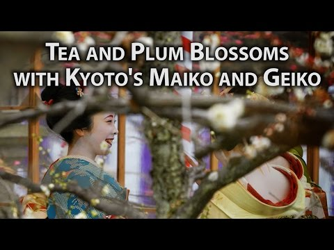 Kyoto Festival: Plum Blossom Festival at Kitano Tenmangū (Baikasai)