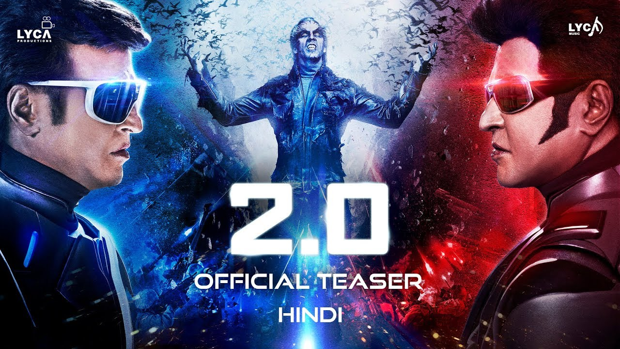 Download 2.0 - Official Teaser [Hindi] | Rajinikanth | Akshay Kumar | A R Rahman | Shankar | Subaskaran