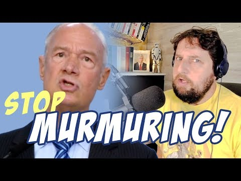 Stop Murmuring! (Incredibly Culty Stephen Lett Rant!)