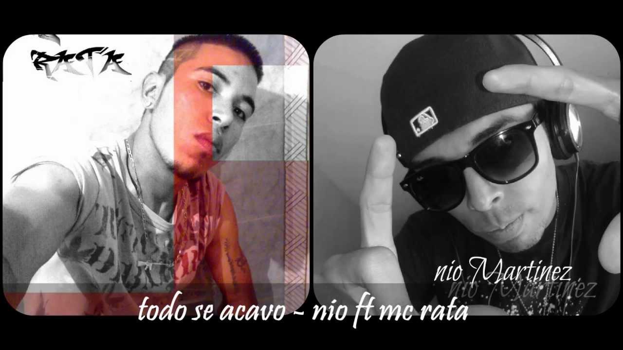 "Download nio ft mc rata - todo se acavo ""new track 2013"""