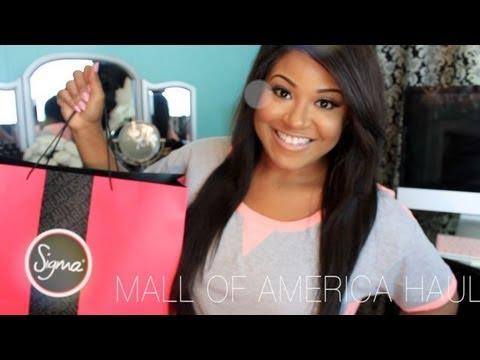 Mall of America Haul!