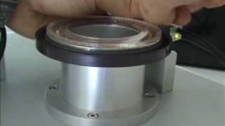 LM13 magnetic ring encoder installation