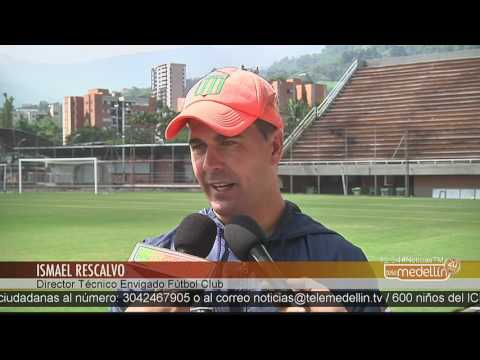 Envigado se refuerza con delantero español [Noticias] - Telemedellín