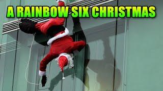 Squad Up - A Rainbow Six Christmas! Holiday Gun Camo
