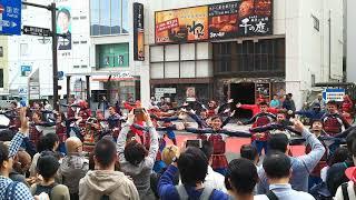 山梨NTT 甲冑で踊ろう‼️