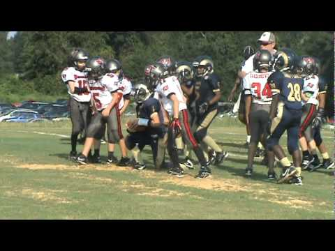 Ryan Jeffords #2 and Harrison Padgett #11 Make the stop