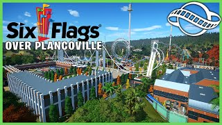 Six Flags over Plancoville! Park Spotlight 213: Planet Coaster