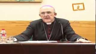 Rueda de prensa mons. Osoro arzobispo Madrid