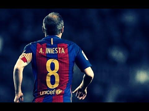 Andres Iniesta ● Full Season Show ● 2016/17