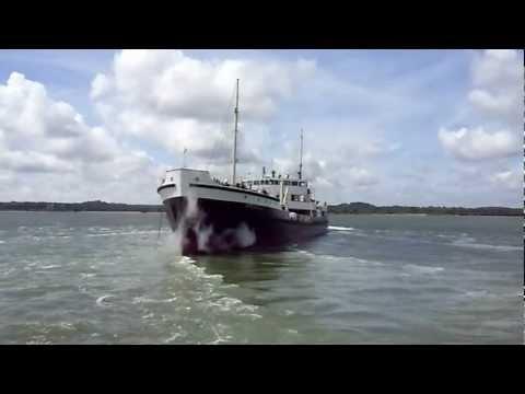 Steam Ship Shieldhall