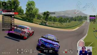 Gran Turismo sport with Honda NSX gr.3 Raybrig