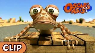 Oscar's Oasis - Making Friends | HQ | Funny Cartoons