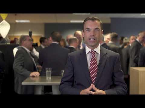 Lansiad Pencadlys Wrecsam - Wrexham Headquarters Launch