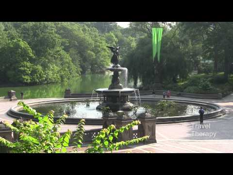 Top 10 Celebrity Favorite Places in Central Park, NY