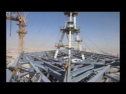 Tekla Middle East BIM Awards 2016 - Samba HQ Roof Feature, Riyadh by Eversendai Engineering LLC