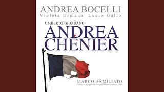 """Giordano: Andrea Chénier / Act 1 - """"Questo azzurro sofà"""""""
