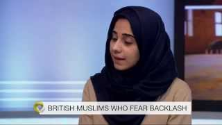 BBC 2 Victoria Live: Ahmadiyya Muslim discusses backlash against Muslims after Paris Attacks