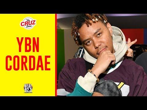 YBN Cordae Talks w/ The Cruz Show at The BET Awards 2019