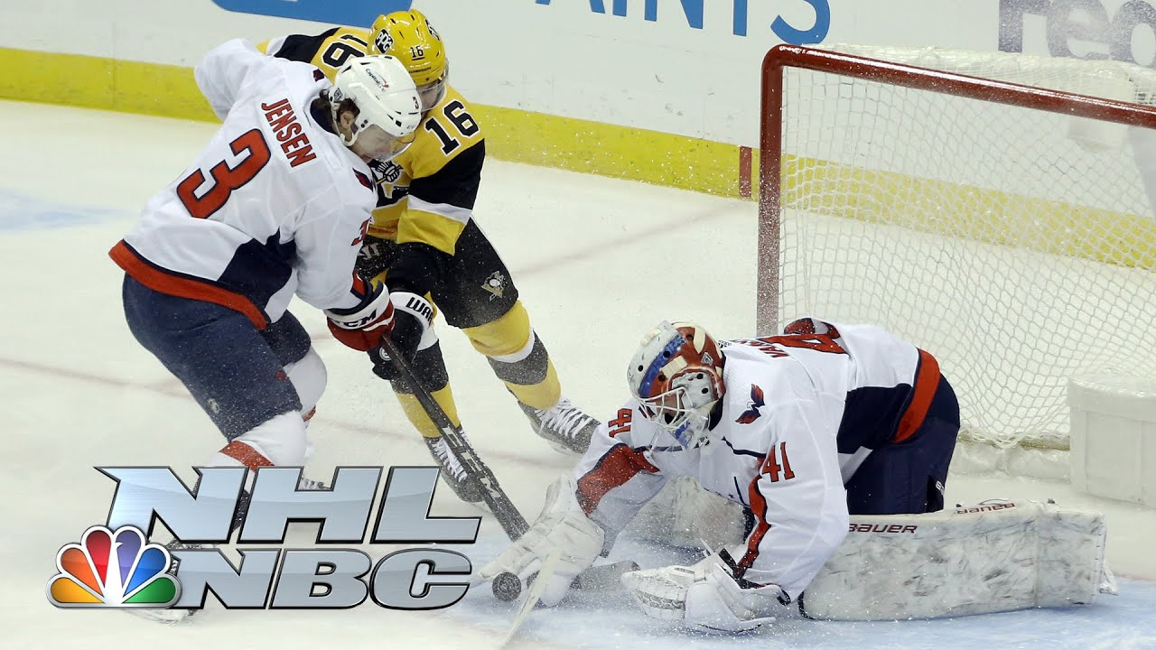 Washington Capitals vs. Pittsburgh Penguins | EXTENDED HIGHLIGHTS | 2/16/21 | NBC Sports