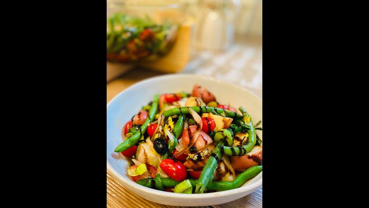 Pasquale Sciarappa Italian Potato Salad Recipe