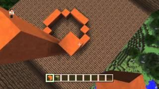 Como fazer a casa do Bob Esponja no Minecraft PS4