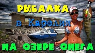 Рыбалка в Карелии на Онежском озере(Подписывайтесь! Будет интересно :) http://www.youtube.com/c/IlyaMakhonin Небольшой ролик о проведенном отпуске и рыбалке..., 2015-08-22T19:26:00.000Z)