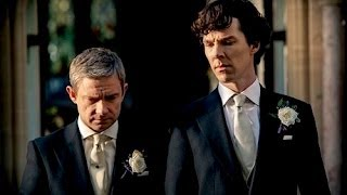 Sherlock/John || This is How I Let You Down