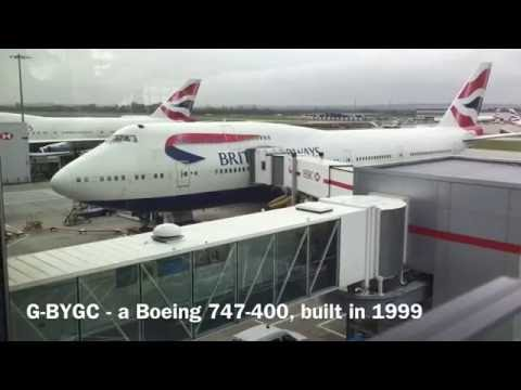 Director's Cut: BRITISH AIRWAYS FIRST CLASS | 747-400 | London Heathrow to Chicago O'Hare