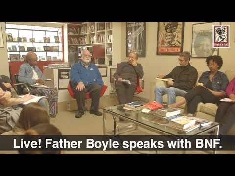 Livestream Talk with Father Greg Boyle • BRAVE NEW FILMS