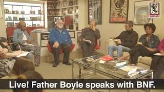 Livestream Talk with Father Greg Boyle • BRAVE NEW FILMS