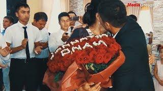 Mashxurbek Yuldashev Onam Juda Tasirli Video 2017