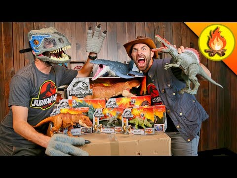 Jurassic World: UNBOXED!