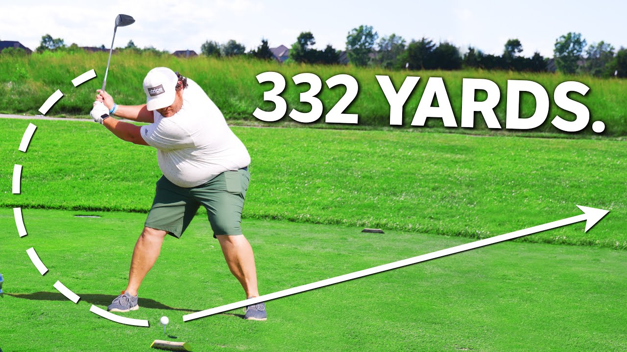 We Played Golf With 22 Inch Clubs | Good Good