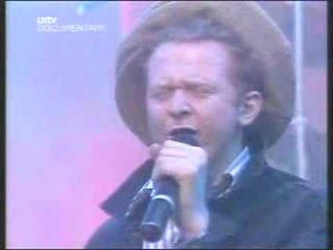 ♫♪♫♪ Simply Red - The Right Thing (live)