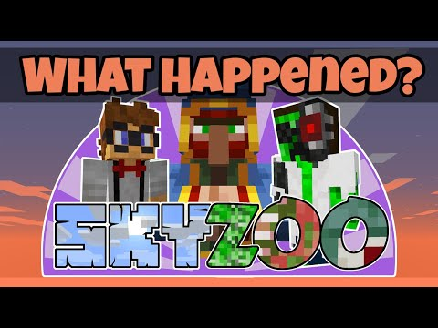 What happened to Sky Zoo? | Minecraft 1.14