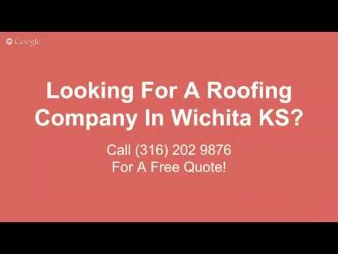 Roofing Companies and Contractors Wichita KS