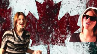 Proud To Be a Canadian By Krashing Mind & Roxanne Parent