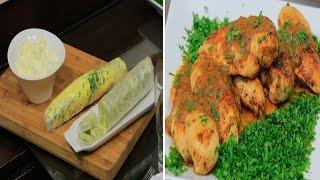 زبدة بيتي - دجاج مشوي  | أميرة في المطبخ حلقة كاملة