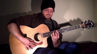 Careless Whisper - Wham! (Fingerstyle Cover) Daniel James Guitar