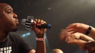 PRo - Fight Music - Live at Flavor Fest X (@rapzilla @mynameispro)