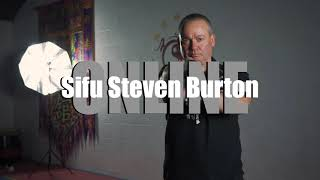 Sifu Steven Burton Online - Learn Martial Arts from Home (Promotional Video)