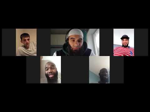 Shane New Muslim Sahadah | 25.05.2020 | Bracknell Islamic Cultural Society