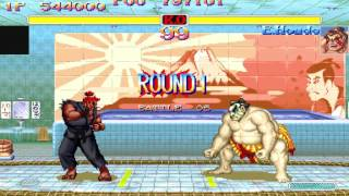 "[TAS] Arcade Super Street Fighter II Turbo ""playaround"" by Dark Noob & SDR in 19:25.52"