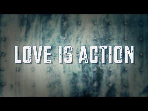 Love Is Action - [Lyric Video] Tauren Wells