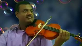 Poonkaatte poyi chollamo. Solo violin by jaison jose