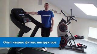постер к видео Как заниматься на беговой дорожке. Опыт нашего фитнес инструктора.