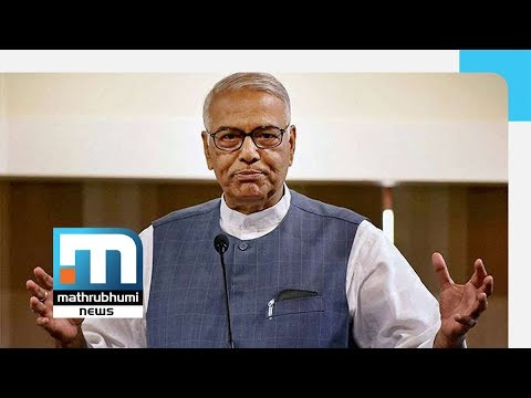 Former Finance Minister Yashwant Sinha Quits BJP|  Mathrubhumi News